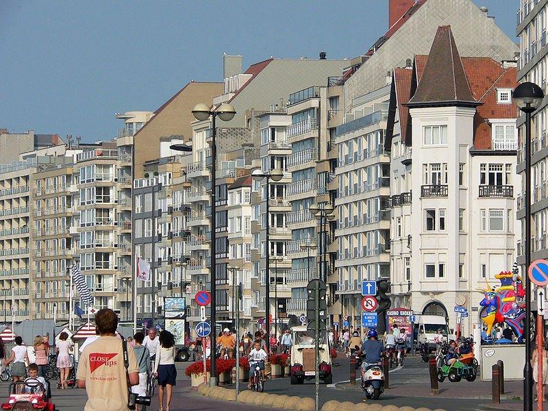 J'ai étais un samedi à Knokke... dans Voyage-Voyage 78266_large