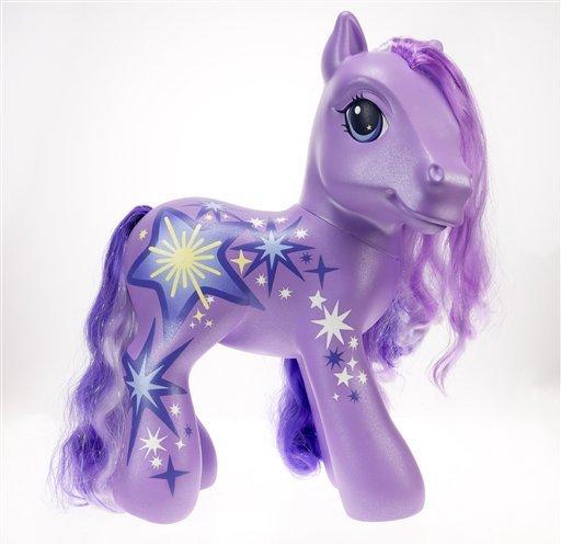 Moi aussi, je veux devenir un petit poney ! dans Avant première mon_petit_poney